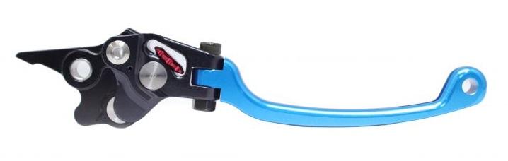 STFブレーキレバー ブルー ACTIVE(アクティブ) GSX1300R/ABS(08〜09年/14〜17年)