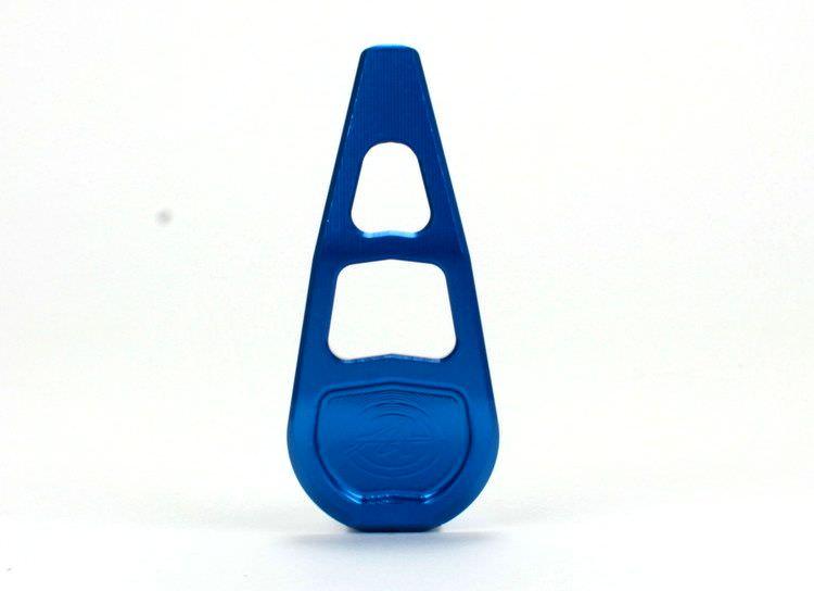 JSM アルミビレット コンビニフック ブルー YAMAHA(ヤマハ)スクーター専用 ATLAS(アトラス) シグナスX(CYGNUS-X)13年〜