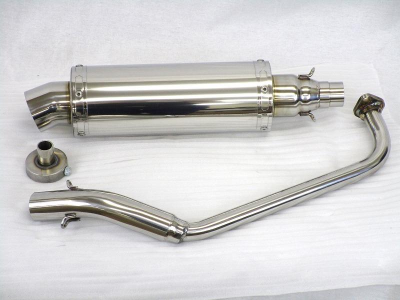 ステンレスマフラー スポーツタイプ BEYOND(ビヨンド) NVX125
