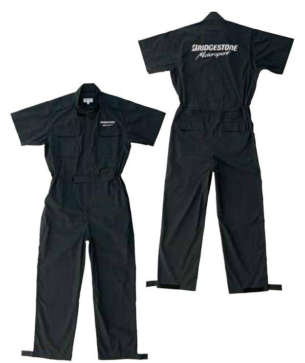 C13M20 CLUB サマーピットクルースーツ ブラック ELLサイズ BRIDGESTONE(ブリヂストン用品)