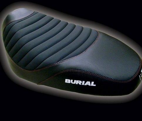 ローダウン スポルティブシート BURIAL(ベリアル) アドレスV125(ADDRESS)