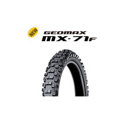 DUNLOP(ダンロップ)GEOMAX MX71F 70/100-19 42M(フロント)