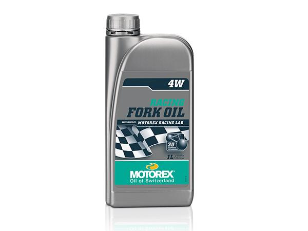 フォークオイル 4W 1リットル(L) MOTOREX(モトレックス)