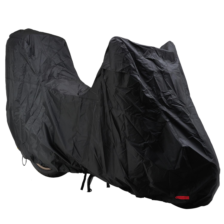 ブラックカバー ウォーターレジスタント ライト トップケース装着車用 LLサイズ DAYTONA(デイトナ)