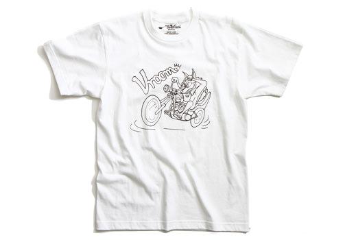 ERオリジナル Tシャツ(ERS52)CHOPPER DOG Sサイズ EASYRIDERS(イージーライダース)
