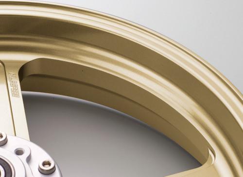 アルミニウム鍛造ホイール TYPE-N フロント用 350-17 ゴールド Gコート仕様 GALE SPEED(ゲイルスピード) DUCATI Scrambler800