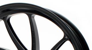 アルミ鍛造ホイール TYPE-SB1 Gコート フロント用 3.50-17 半ツヤブラック GALE SPEED(ゲイルスピード) CB1300SF(ABS)03〜18年/SB(ABS)05〜18年