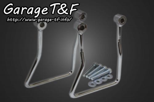 サドルバックサポート(純正フェンダー専用) ガレージT&F スティード400(STEED)