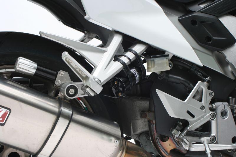 モノショック T461 ホース付タンクタイプ HPA付 コンスタントライジングレート ハイパープロ(HYPER PRO) VFR800F 14〜17年