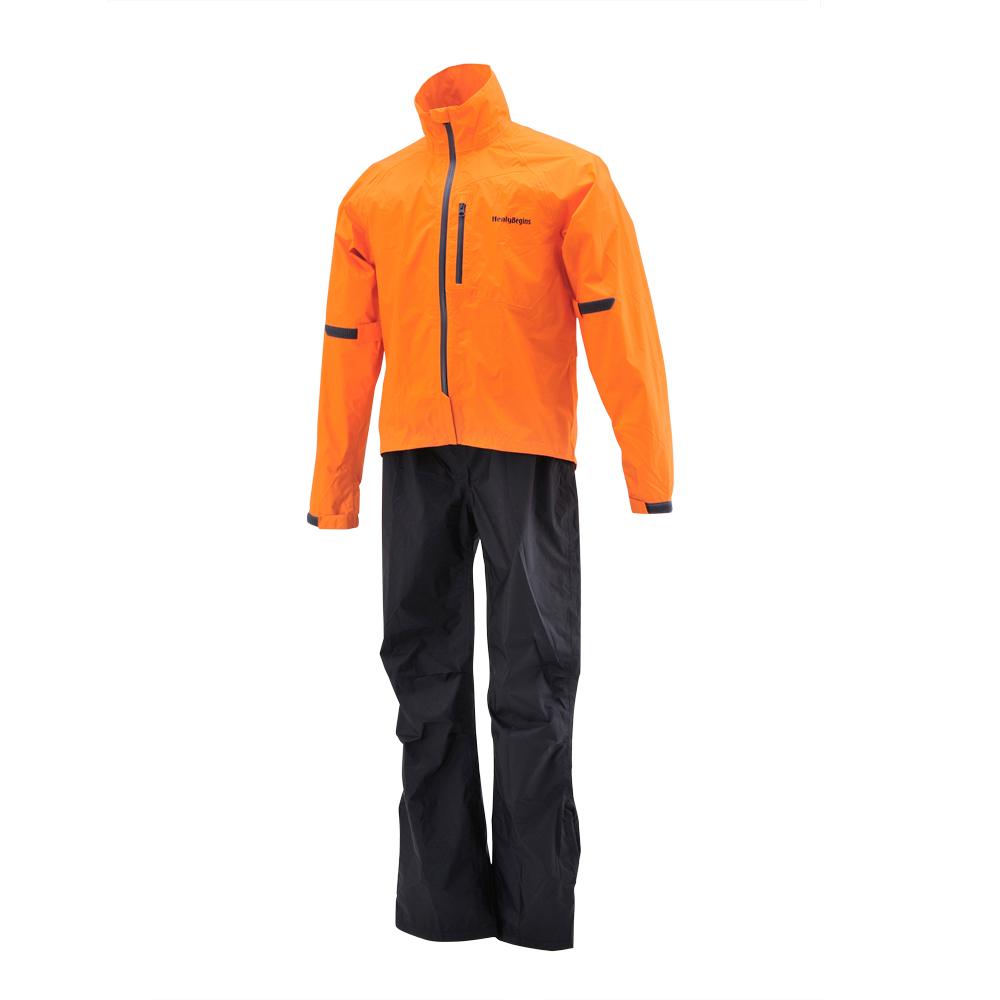 HR-001 マイクロレインスーツ オレンジ BLサイズ HenlyBegins(ヘンリービギンズ)