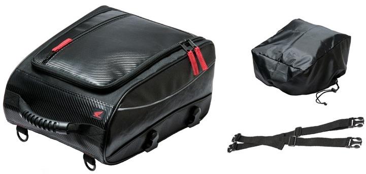 ツーリングシートバッグ ブラック HONDA(ホンダ)