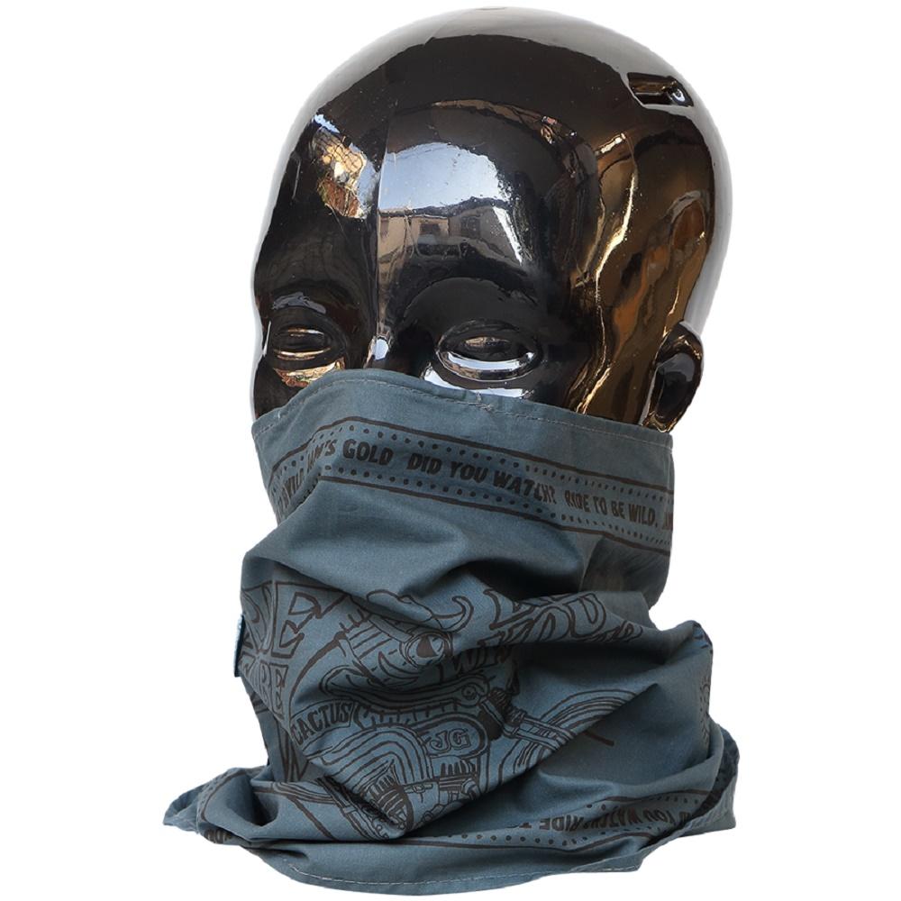 JGA-739 フェイスマスク ネイビー フリーサイズ JAMS GOLD(ジャムズゴールド)