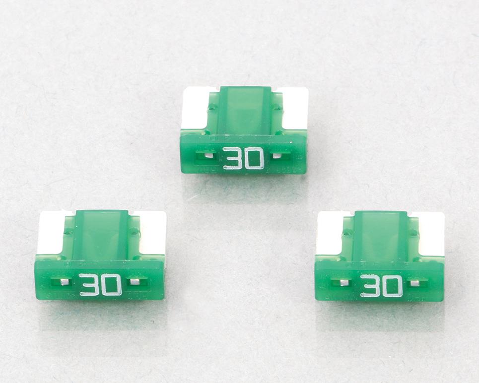 低背ヒューズ SET(BFLP)30A/ 緑 KITACO(キタコ)