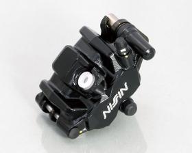 2POT キャリパー ASSY ブラック KITACO(キタコ) Z125