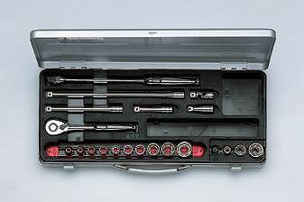 TB314 9.5sq. ソケットレンチセット[21点] KTC