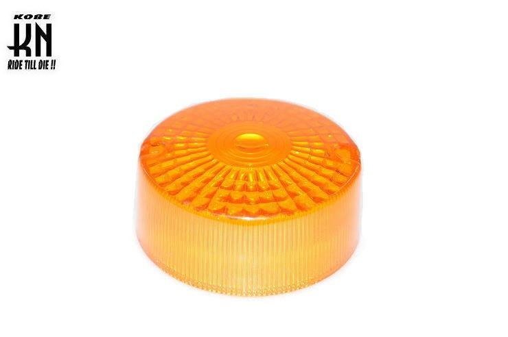 ウインカーレンズ オレンジ KN企画 カブ デラックス C50(前期)