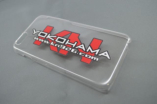 携帯デザインケース for iphone6(KN-YOKOHAMA) KN企画