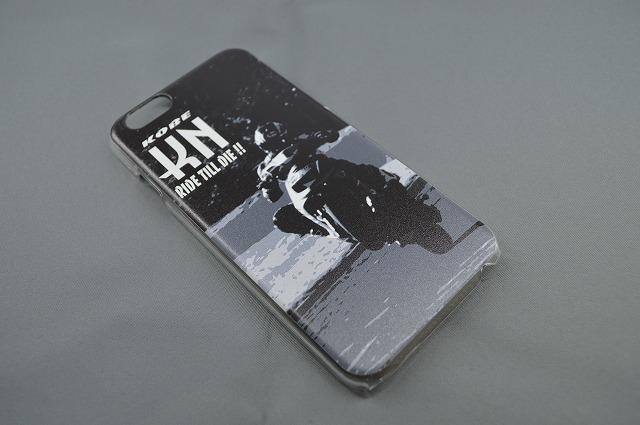 携帯デザインケース for iphone6(KN-Machine) KN企画