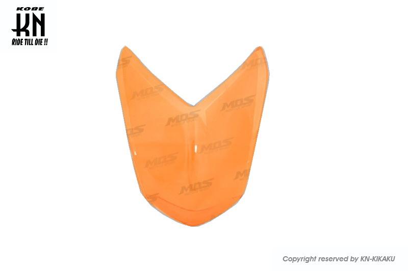 ヘッドライトレンズ オレンジ  KN企画 シグナスX(CYGNUS-X)4型