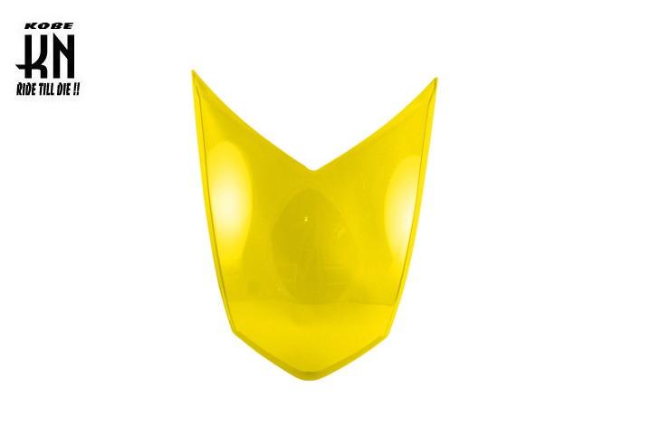 ヘッドライトレンズ イエロー KN企画 シグナスX(CYGNUS-X)4型