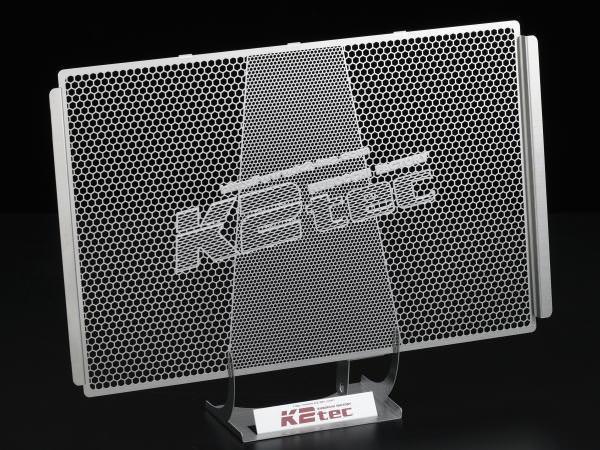 ラジエターコアガード ステンレスヘアライン仕上げ K2-tec(ケイツーテック) YZF-R1・R1M