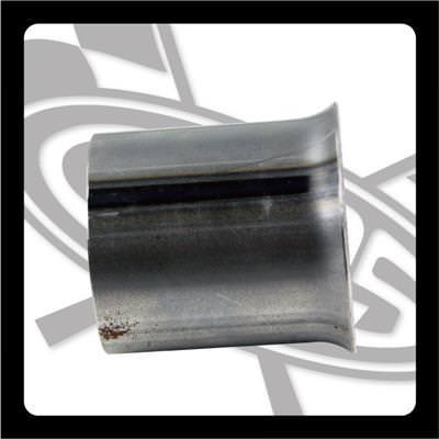 フレアパイプ Φ45〜50.8 スチール GOODS(モーターガレージグッズ)
