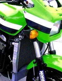 ビッグラジエーターキット MORIYAMA(モリヤマエンジニアリング) ZRX1200
