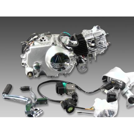50ccエンジンセル始動方式 MINIMOTO(ミニモト) モンキー(MONKEY)