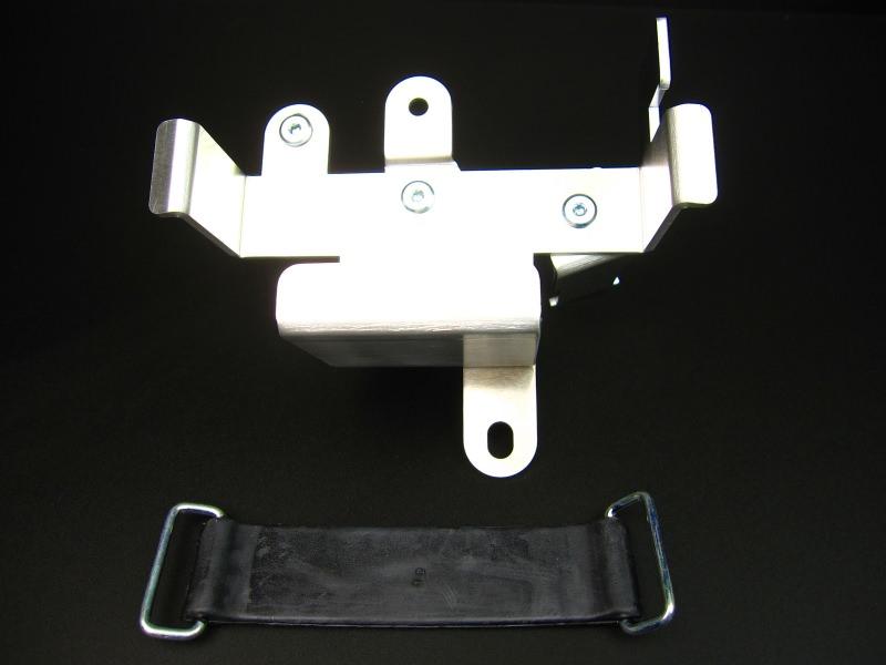 アルミ製バッテリーケース4Lカバー用 MINIMOTO(ミニモト) モンキー(MONKEY)4L