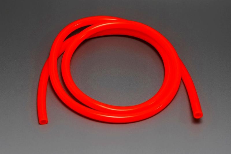 ガソリン燃料ホース内径Φ6mm/外径Φ9mm長さ100cmオレンジ MINIMOTO(ミニモト)