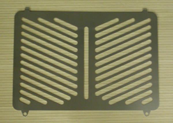 ラジエターカバー Powerbronze(パワーブロンズ) ZRX1100/1200(〜08年)