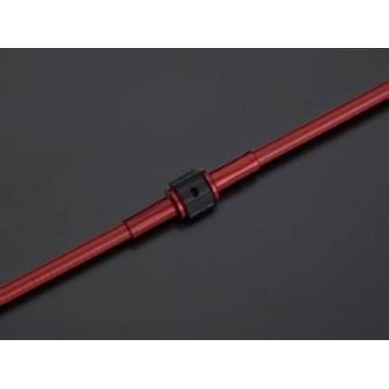 ウェットワイヤー 赤 15cmロング CBX550F PASTEL ROAD(パステルロード)