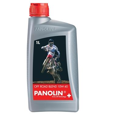 OFF ROAD BLEND(オフロードブレンド) 10W/40 1L(リットル) PANOLIN(パノリン)