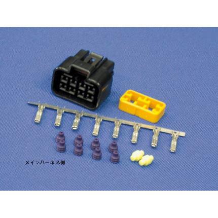 車体ハーネス側C.D.I.用&C.D.I.側配線タイプ用カプラーキット POSH(ポッシュ) ジョグ(JOG)