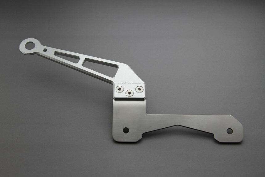 アンテナステー ショートタイプ(トップケース幅525mmに対応) r's gear(アールズギア) BMW R1200GS Adventure 14年〜