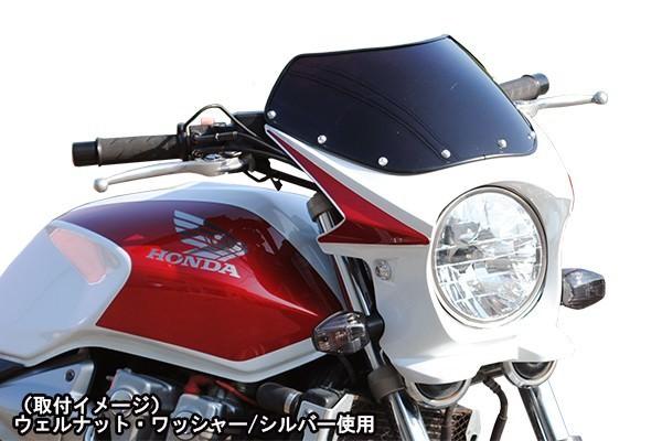専用 ビキニカウルセット カラーワッシャー 金/ウェルナット 銀 RIZEPLUS(ライズプラス) CB1300SF(SC54)