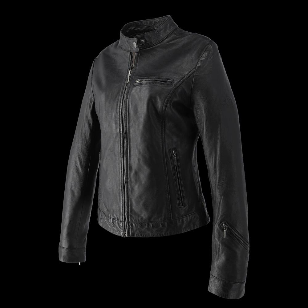 HEARTS ジャケット SLJ200 ブラック Lサイズ(女性用/レディース用) SUGAR RIDEZ(シュガーライズ)