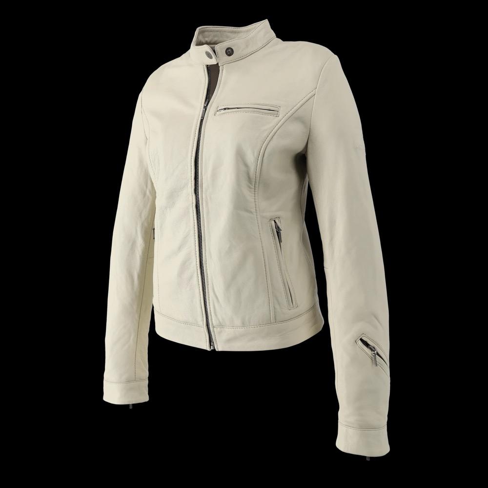 HEARTS ジャケット SLJ202 OFF-ホワイト Lサイズ(女性用/レディース用) SUGAR RIDEZ(シュガーライズ)