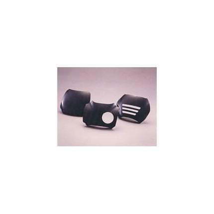 ライトカバー 片目 黒ゲル FZR250/R 86〜88年 才谷屋(サイタニヤファクトリー)