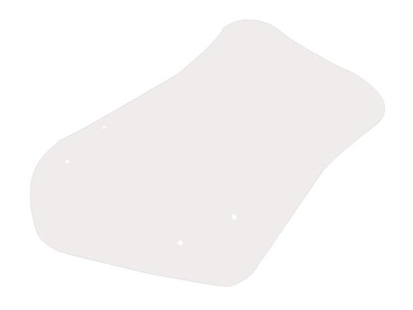 ロングスクリーン クリア  WORLD WALK(ワールドウォーク) トリシティ155(TRICITY155)