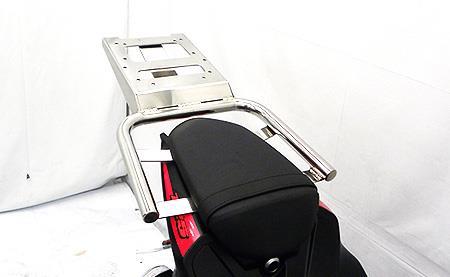 リアボックス用ベースブラケット付タンデムバー ウイルズウィン(WirusWin) GSX-S125(2BJ-DL32B)