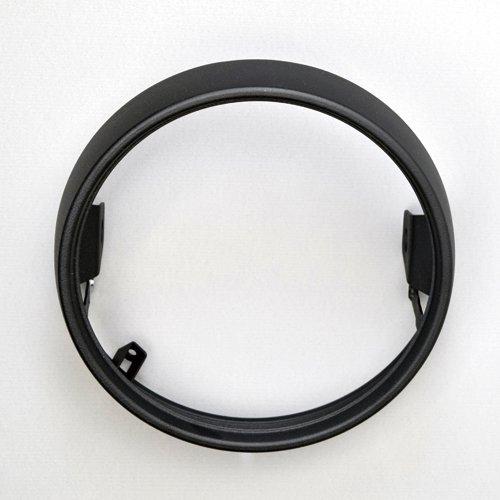 ヘッドライトリング ブラック YAMAHA(ヤマハ・ワイズギア) SCR950
