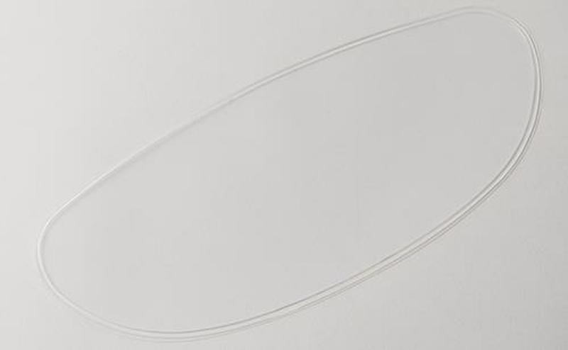 EXTRA TAC 曇り止めフィルム ジェットヘルメット用 クリア 山城(YAMASHIRO)